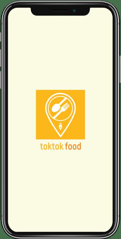 Comming Soon toktokfood App